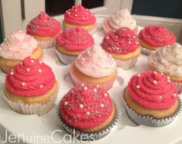 0 Glamorous Baby Shower Cake 5