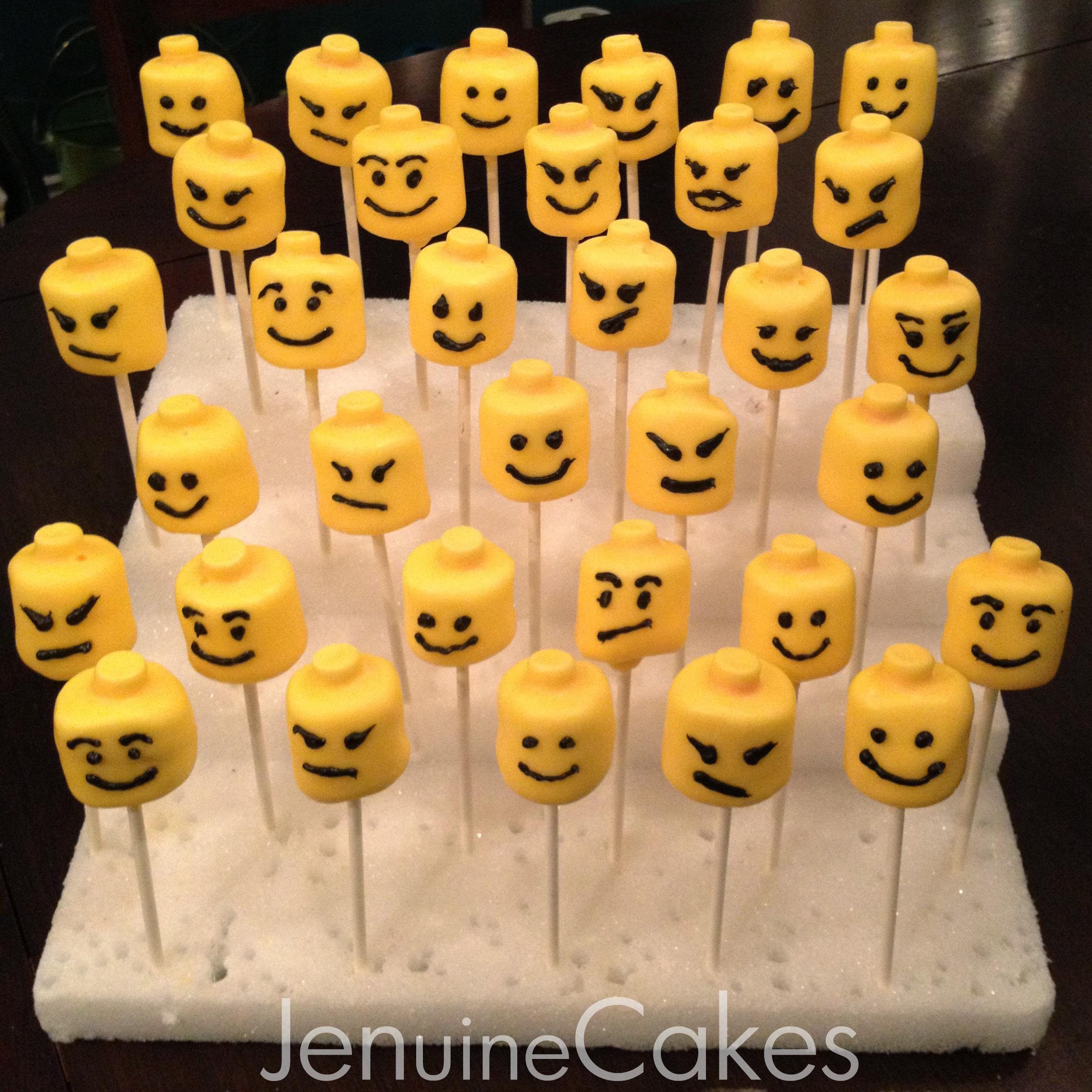 0 Lego Marshmallow Pops 1