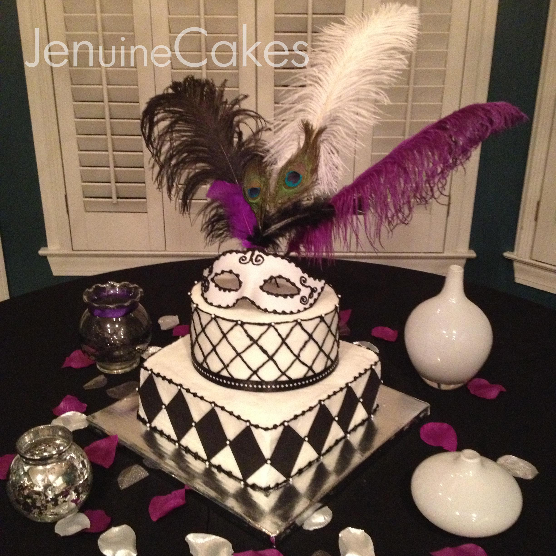 0 Masquerade Cake 1