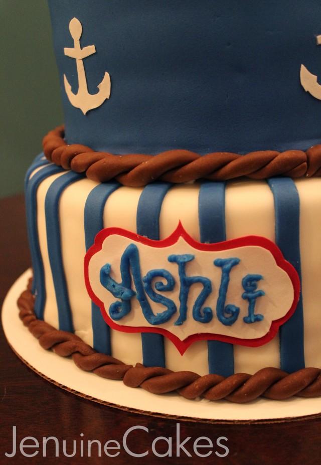0 Nautical Cake 3