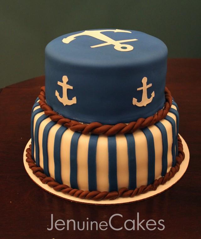 0 Nautical Cake 4