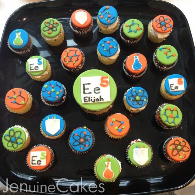 0 Scientist Cupcakes 1