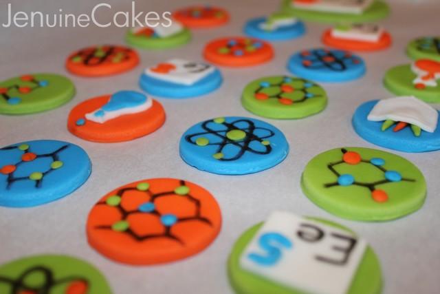0 Scientist Cupcakes 2