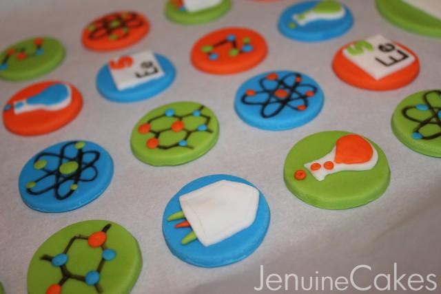 0 Scientist Cupcakes 3