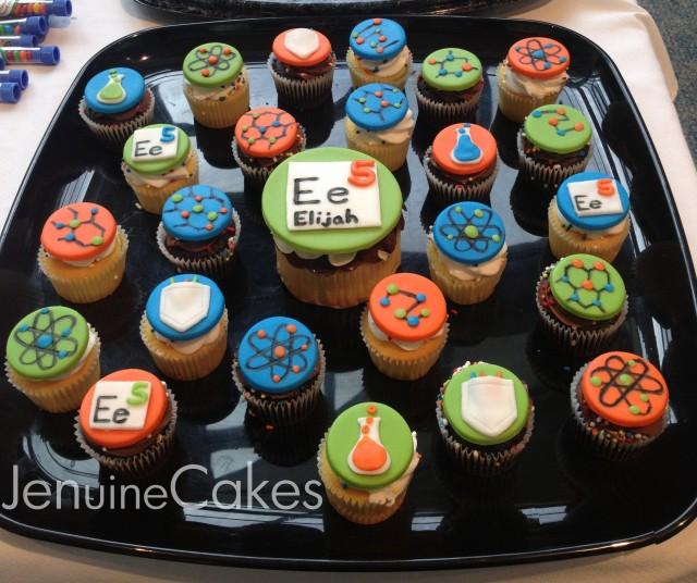 0 Scientist Cupcakes 5