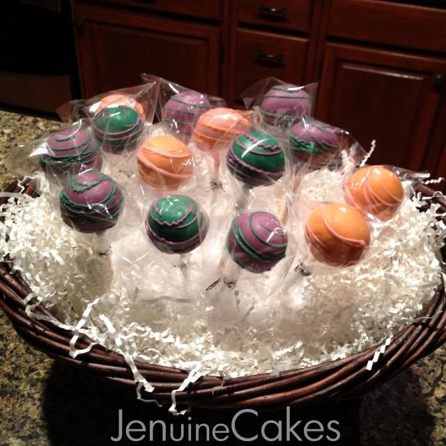 0 Spring Cake Pops 1