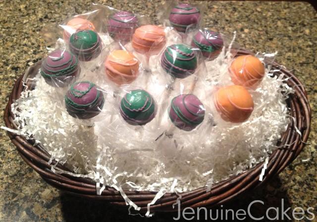 0 Spring Cake Pops 3
